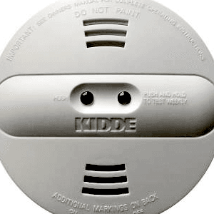 the Kidde smoke detector under recall