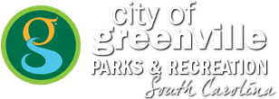 Parks and Recreation logo, routes to Parks home page